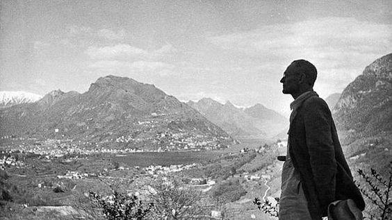 Hermann Hesse, el lobo estepario de la literatura sigue plenamente vigente // En la imagen, Hesse