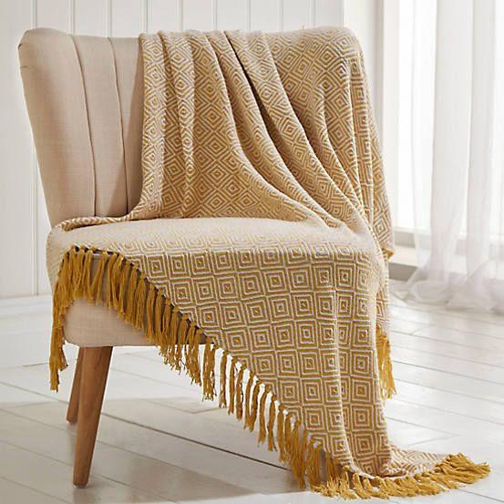 Ascot Throw Throw Blanket Bedroom Throw Luxury Blanket