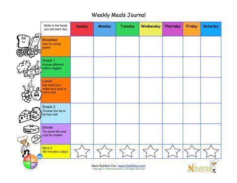 diet journal online