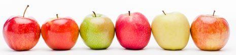 Schweizer Äpfel