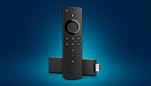Amazon Com Fire Tv Stick 4k With All New Alexa Voice Remote Streaming Media Player Amazon Devices Fire Tv Stick Voice Remote Alexa Voice