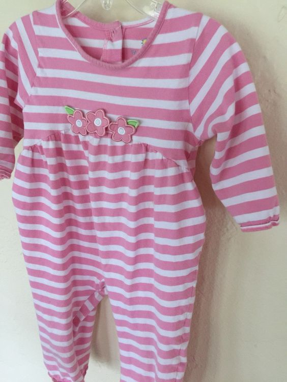 Florence Eiseman Baby  Pink and White Onesie 24 months https://t.co/KRUobYJ2Ba https://t.co/RB58BS0HGR