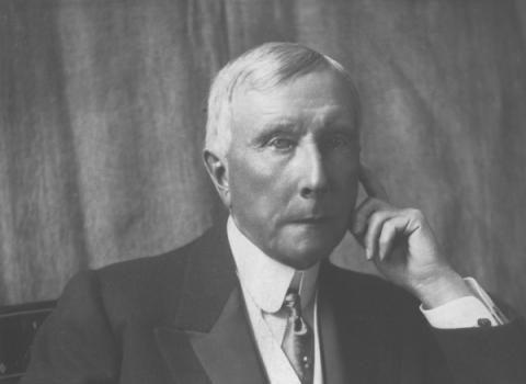 Frases de John D. Rockefeller - Nicboo