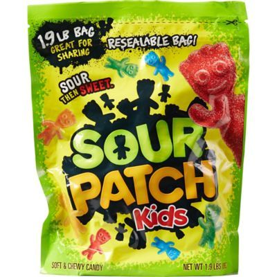 Sour Patch Kids 336pc In 2020 Sour Patch Kids Sour Patch Sour Candy