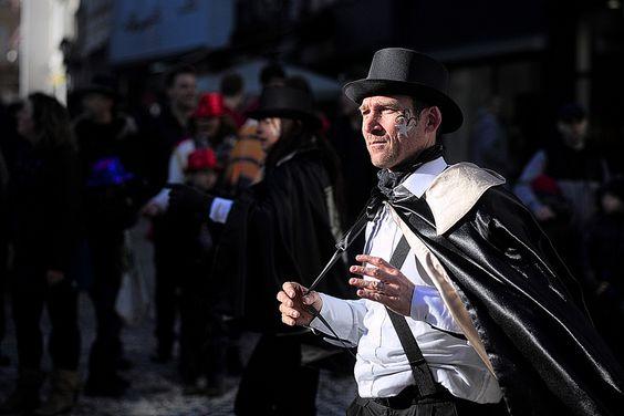 Carnaval Arlon, March 2014.