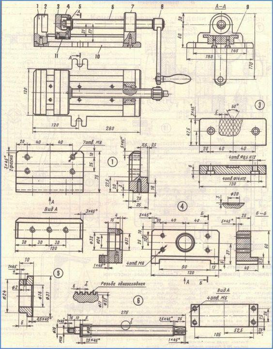 Planos De Medidas Planos De Ensambles Planos De Componentes Mechanical Design Mechanical Engineering Design Technical Drawing