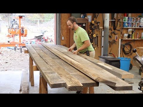White Oak Epoxy Countertop Youtube With Images Epoxy Countertop Countertops White Oak