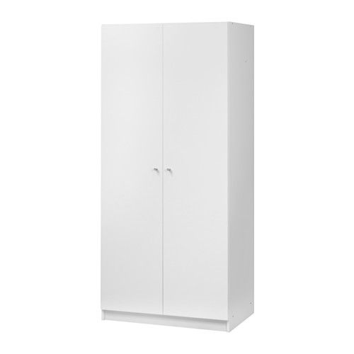 bostrak armoire penderie blanc the doors armoires et placard. Black Bedroom Furniture Sets. Home Design Ideas