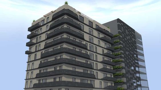 Residencial Reforma Alameda - Living