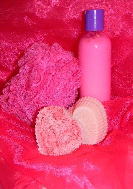 Cinnamon vanilla bubble bath