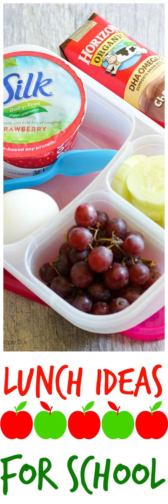 Lunchbox Ideas for School