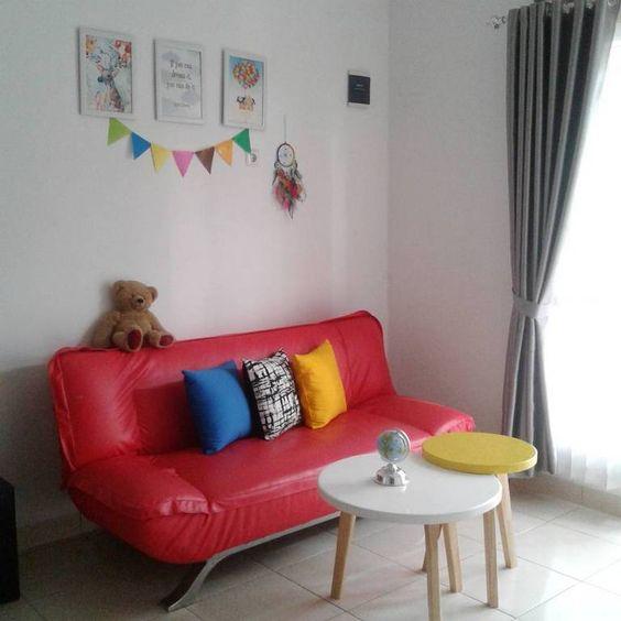 Sofa Ruang Tamu Harga 1 Jutaan Desain Minimalis Modern Pinterest Dan And 50th