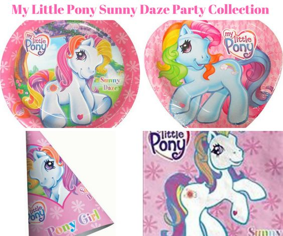 My Little Pony Sunny Daze Party