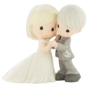 "Precious Moments ""Always And Forever, Daddy's Little Girl"" Figurine"