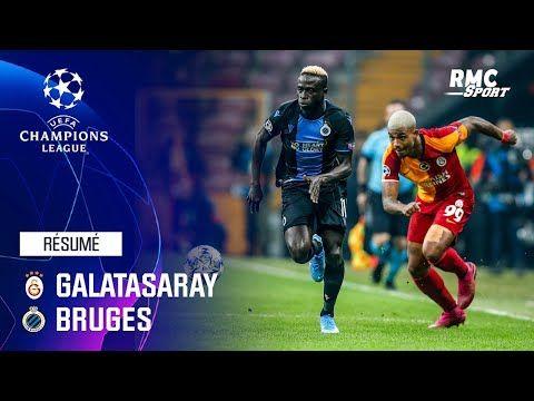 Resume Galatasaray 1 1 Bruges Ligue Des Champions J5 Youtube Ligue Des Champions