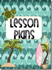 Very cute lesson plan book cover (free printable!)