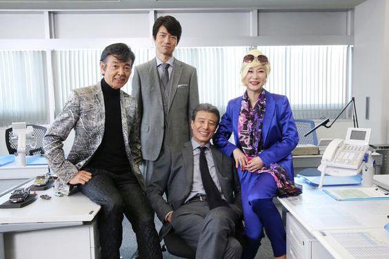 『さらば あぶない刑事』の撮影に集まった豪華キャストさんと仲村トオル