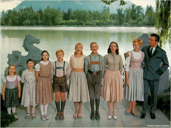 The Sound of Music. I would wear pretty much all the outfits. ;):