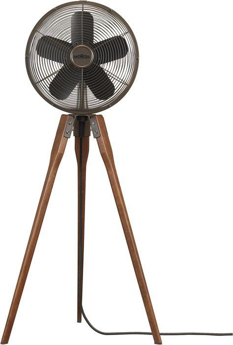 standing retro fan