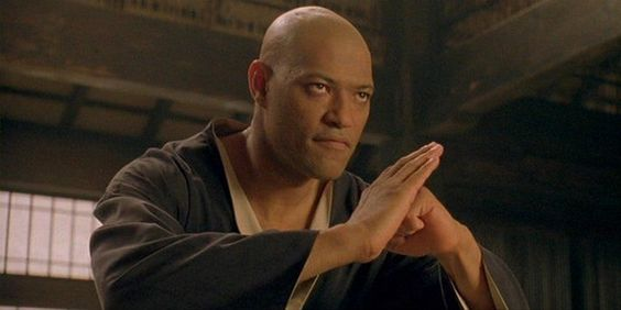"""""""What was said was for you, and for you alone."""" -Morpheus to Neo, after the Oracle."""