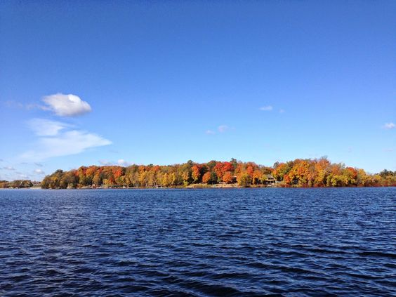Lakes Area Latest: Boating in the Fall  http://www.lakesarealatest.com/2014/10/boating-in-fall.html