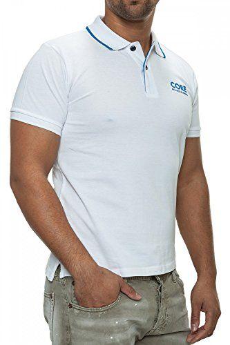 Jack & Jones Core Poloshirt JJ19168 White M