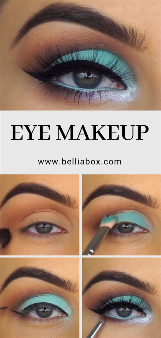 How To Apply Eye Makeup Like A Pro 8 Easy Step By Step Tutorials