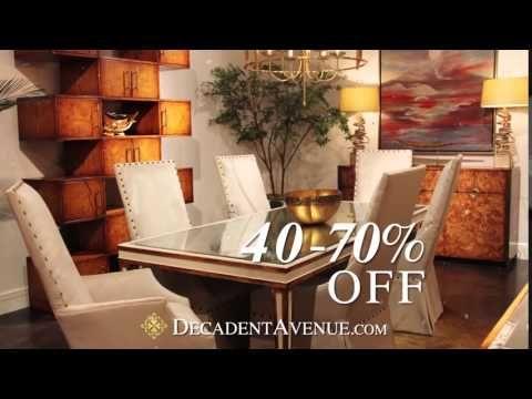 Decadent Avenue | Online Fine Furniture Store | Memphis, TN