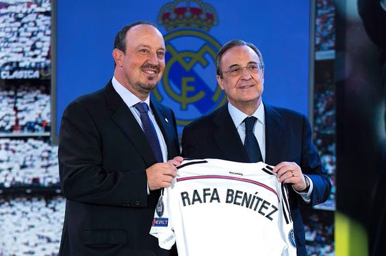 TOP SPORTS SHOW : REAL MADRID TEM NOVO COMANDANTE