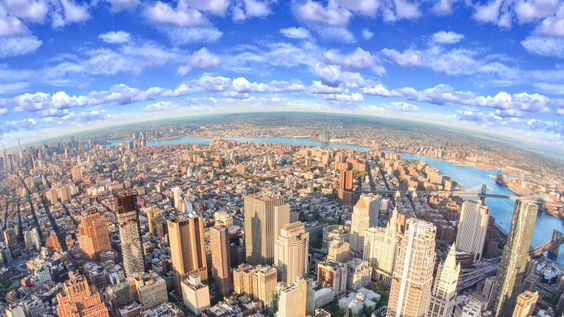 La vista más impresionante de Nueva York: One World Observatory - http://revista.pricetravel.co/viaja-por-america/2016/09/09/la-vista-mas-impresionante-de-nueva-york-one-world-observatory/