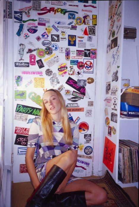 Chloe Sevigny. Self Service #22 by Patrick O'Dell.