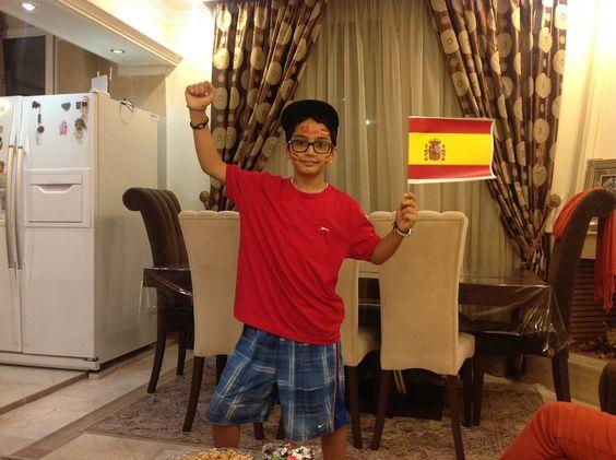 Mahdi (Spain Fan)