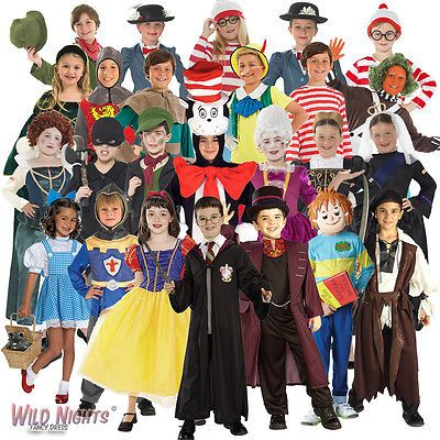 Boys / girls kids #world book week / day #children's fancy dress #costume size 3-,  View more on the LINK: 	http://www.zeppy.io/product/gb/2/400743174084/