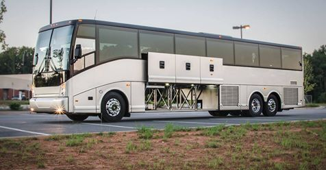 Charter Buses Rental Service With Images Chartered Bus