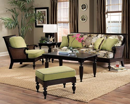 Traders Indoor Wicker And Wood Furniture By Designer Wicker Wicker Living Room Furniture Furniture Living Room Furniture