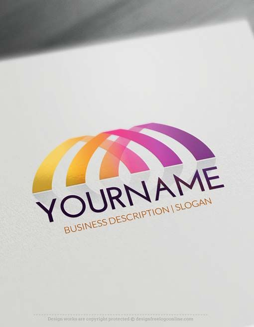 Online Logo Maker Bridge Logo Design Bridge Logo Logo Design Free Templates Online Logo