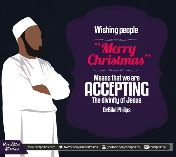 Is Greeting Christians Or Others With The Traditional Christmas Greeting Merry Christmas Or Happy Christmas Permissible In Islam It Is Not Permissible For