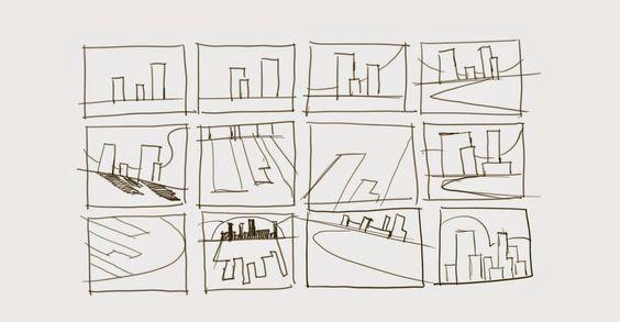 動畫聖堂: 構圖概念大進補