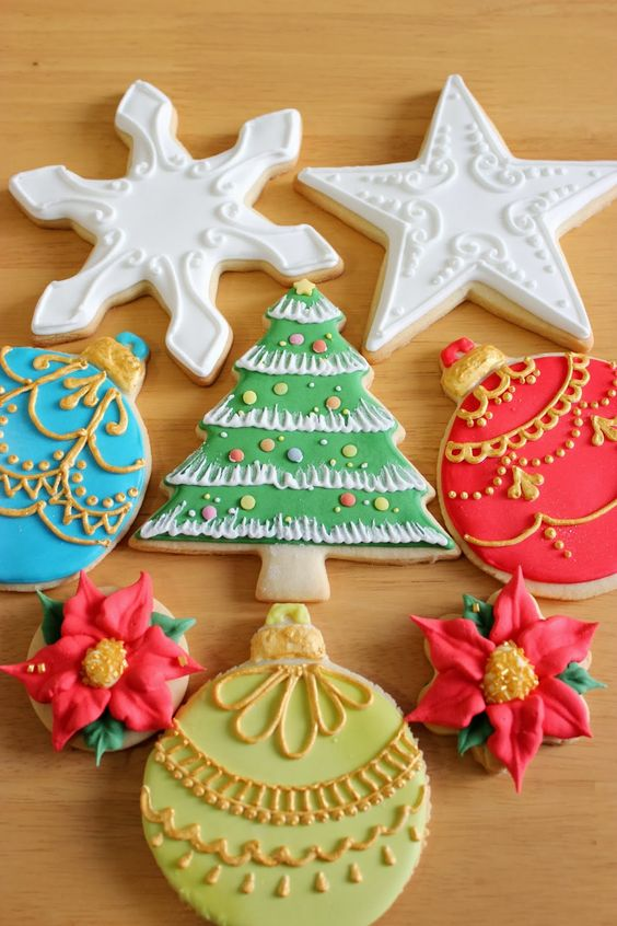 Kiara`s cakes: Feliz Navidad !!!