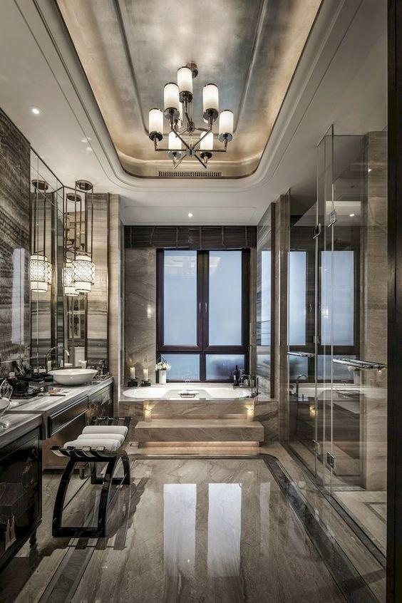10 Contemporary Bathrooms Designs To Inspire You Bathroom Design Luxury Modern Master Bathroom Home Interior Design
