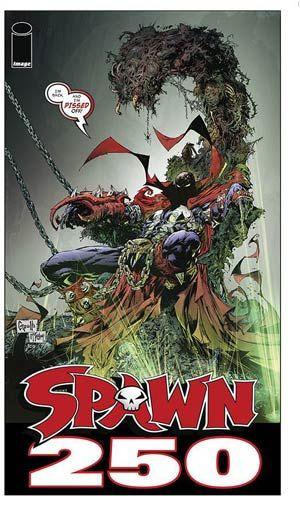 #Spawn #250 Cover A Regular Todd McFarlane Cover - Midtown Comics