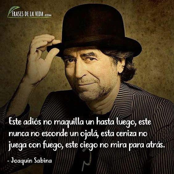 """727 Me gusta, 6 comentarios - Joaquín Sabina Poeta🦋 (@joaquin_sabina_poesia_) en Instagram: """"🎩 . #sabina #joaquinsabina #joaquínsabina #paris #argentina #mexico #letras #madrid #buenosaires…"""""""