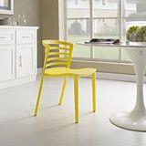 Modway Furniture Curvy Modern Dining Side Chair  #design #homedesign #modern #modernfurniture #design4u #interiordesign #interiordesigner #furniture #furnituredesign #minimalism #minimal #minimalfurniture