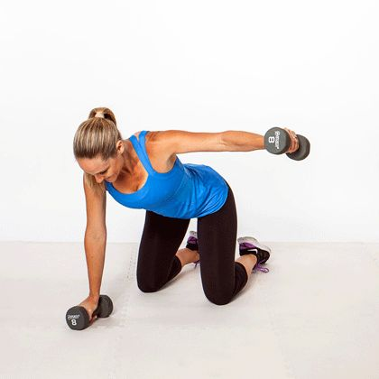 Back Workout: 8 Exercises for Back Pain Relief and Good Posture