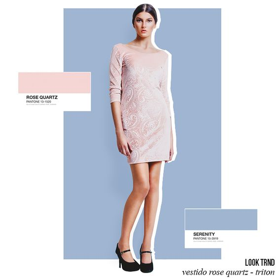 Fashion Production and Styling: Mariáh Cidral   #Trnd247 #Fashion #OOTD #MariahCidral #Pantone #RoseQuartz #BlueSerenity
