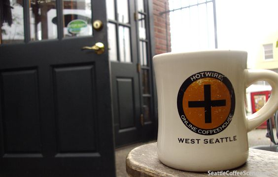 Seattle's Hotwire Online Coffeehouse Continues to Innovate |