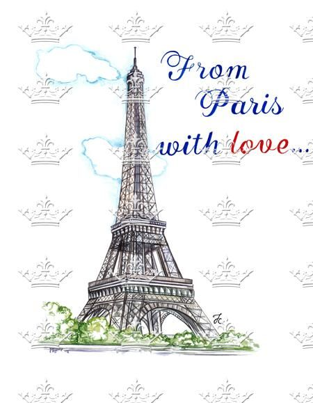 From Paris with love - Doll Memories