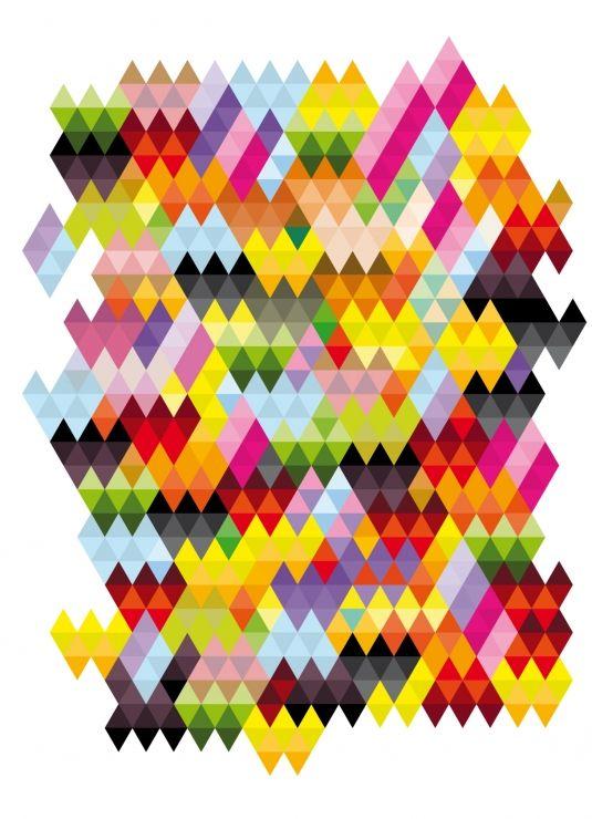 colour & pattern: