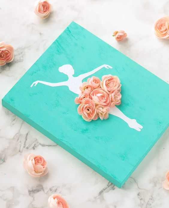 Ballerina Crafts You Can Make
