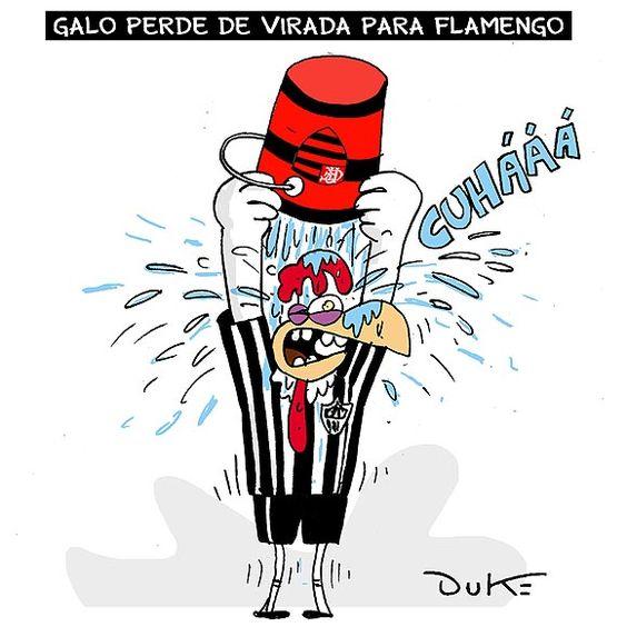 Flamengo 2 x 1 Atlético